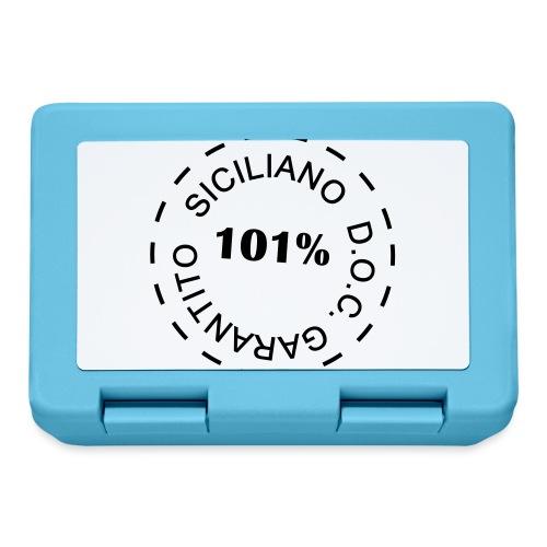 siciliano doc - Lunch box