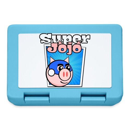 Super Jojo Game Icon - Lunchbox