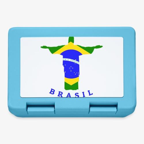Brasil Flag Statue - Brotdose