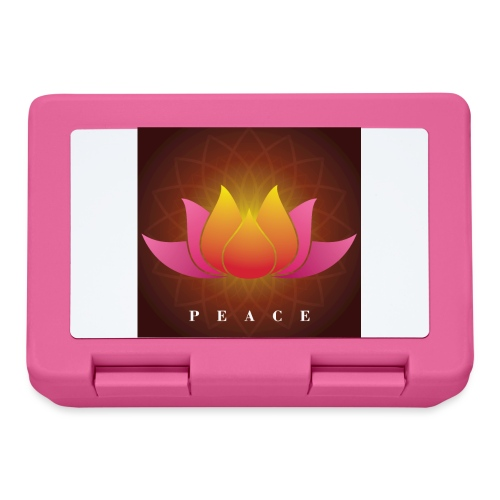 Peace Lotus - Lunchbox