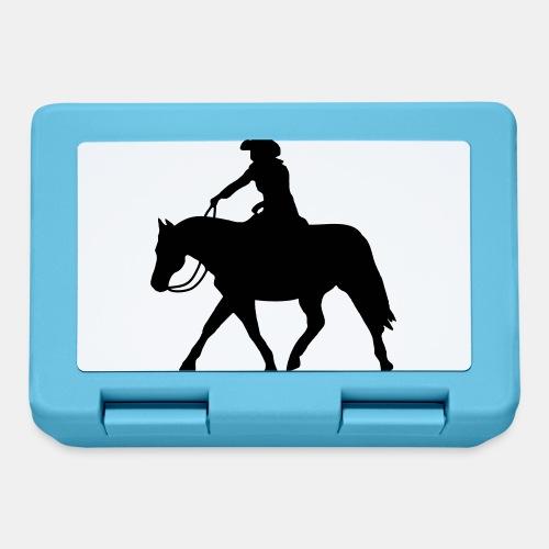 Ranch Riding extendet Trot - Brotdose
