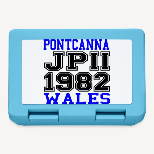 PONTCANNA 1982 - Lunchbox