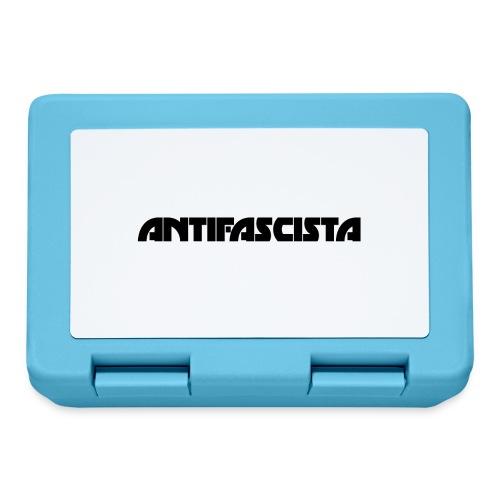 Antifascista svart - Matlåda