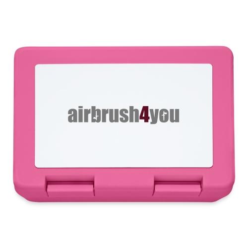 Airbrush - Brotdose
