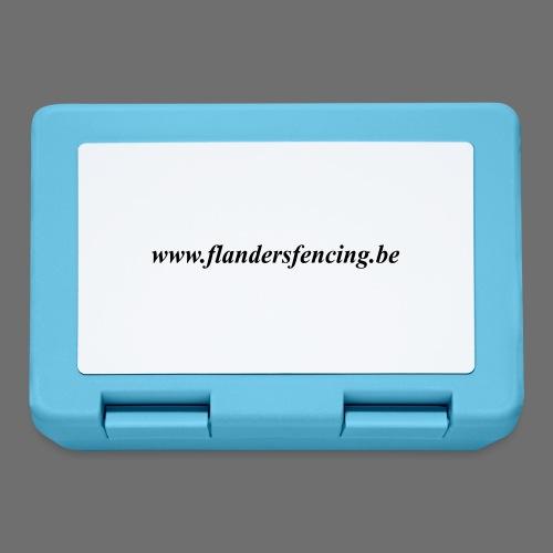 wwww.flandersfencing.be - Broodtrommel