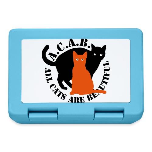gaticos - Fiambrera