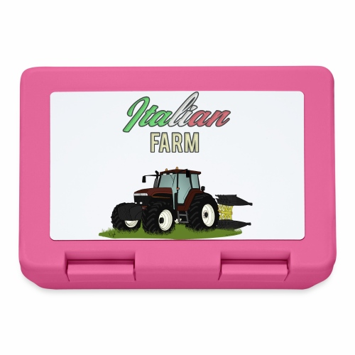 Italian Farm official T-SHIRT - Lunch box