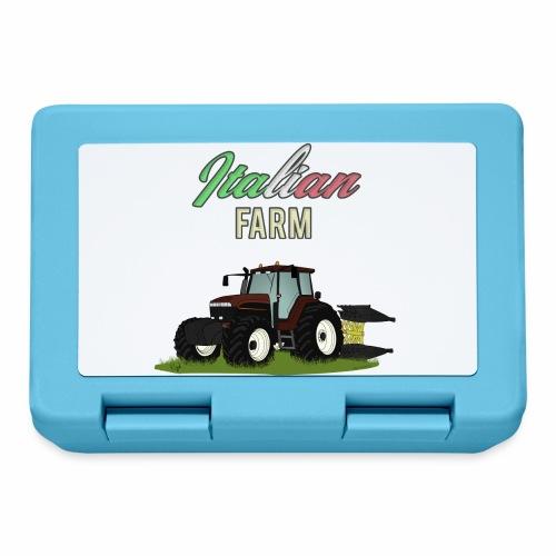 Italian Farm official T-SHIRT - Lunch box