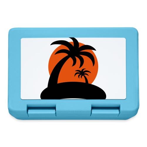 palm island sun - Broodtrommel