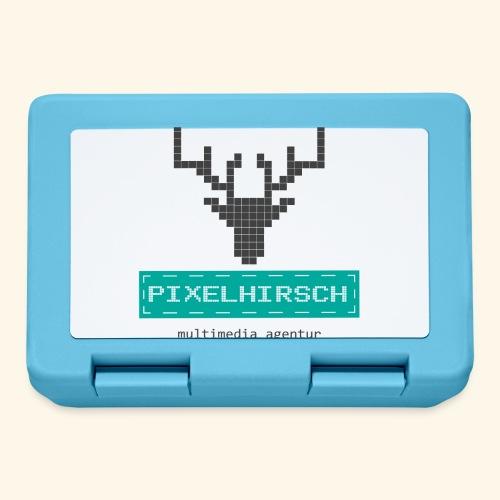 PIXELHIRSCH - Logo - Brotdose