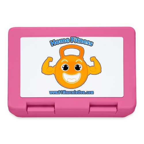 Logo 01Musculation Home Fitness Kettlebell - Boîte à goûter.