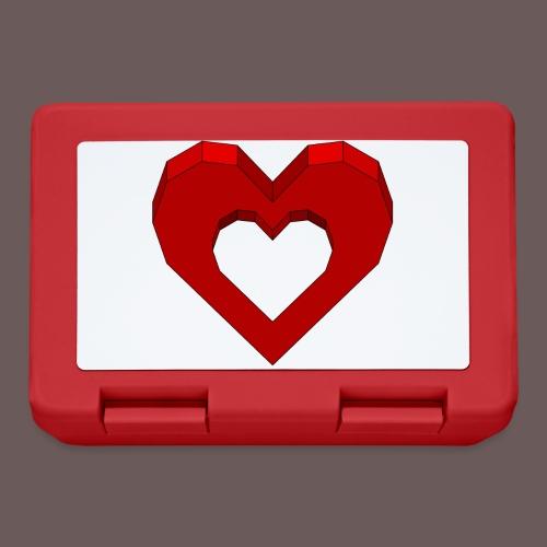 Heart Illusion - Madkasse