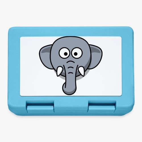 elephant - Lunch box