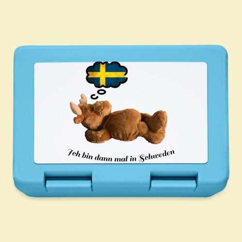 Bin dann mal in Schweden - Brotdose