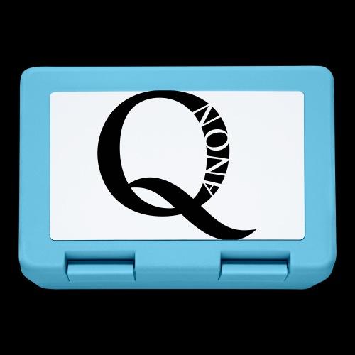 Q Anon Q-Anon Original Logo - Brotdose