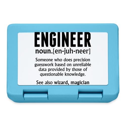ENGINEER - Lunchbox