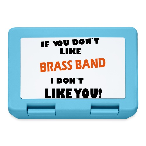 If you don`t like Brass Band - Matboks
