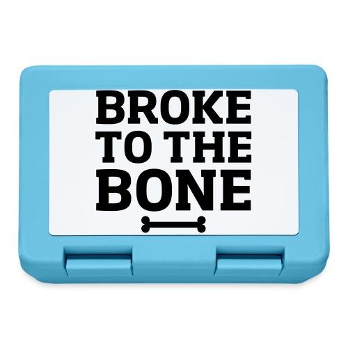 Broke To The Bone - Lunchbox