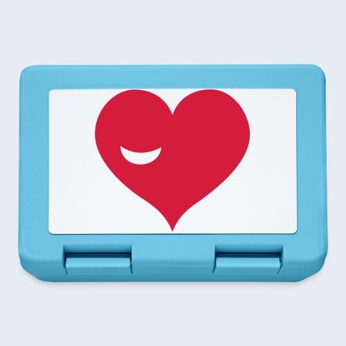 Winky Heart - Broodtrommel