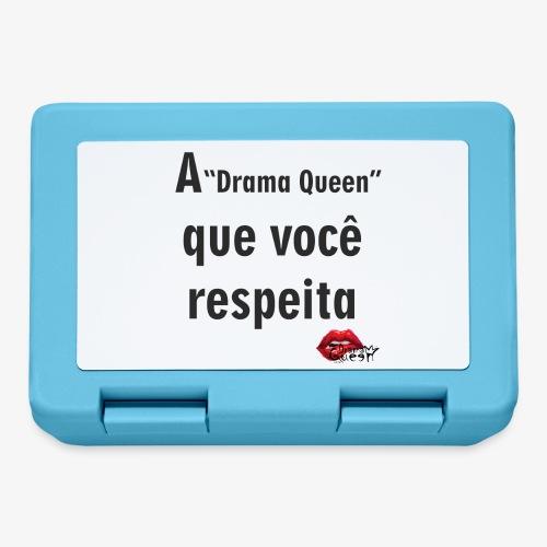 A Drama Queen que você respeita - Lunchbox