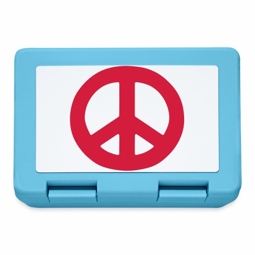 Peace - Lunchbox