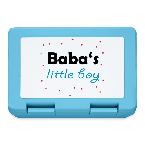 Baba's litte boy Babybody - Brotdose
