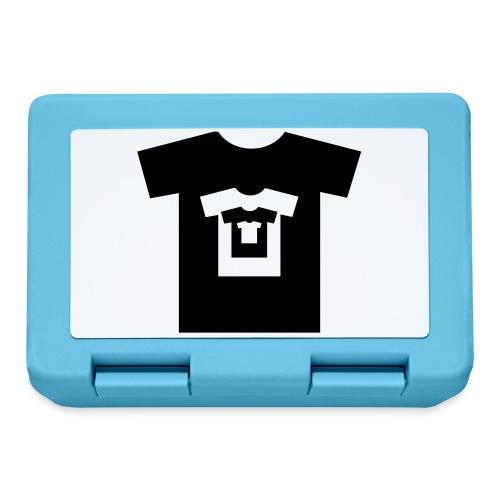 t-shirt récursif - Boîte à goûter.