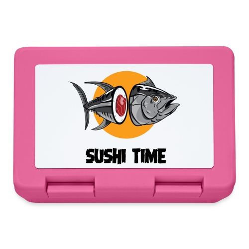 SUSHI TIME-tonno-n - Lunch box