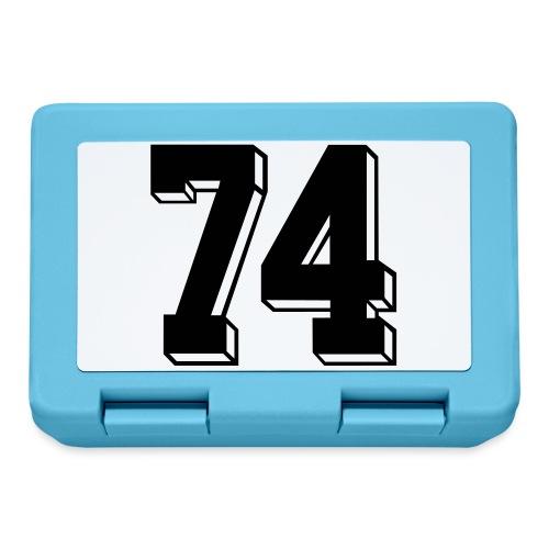 Football 74 - Lunchbox