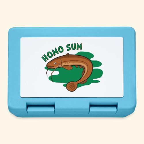 Homo sum ;) - Pudełko na lunch