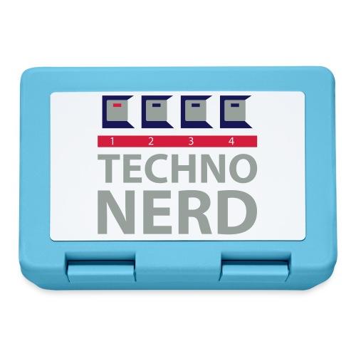 Techno Nerd - Lunchbox
