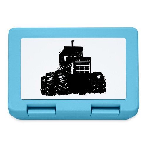 IH 4WD Tractor - Lunchbox