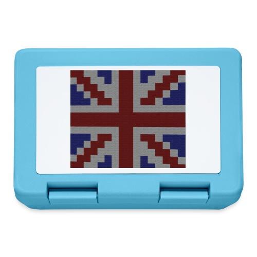 Union Jack flag - Lunchbox