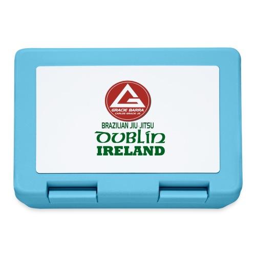Gracie Barra Dublin Gaelic Celtic Font PNG - Lunchbox