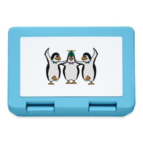 Penguin Trio - Lunchbox