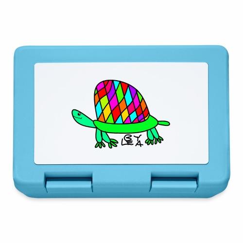Schildkröte von Lea Version 2 - Brotdose