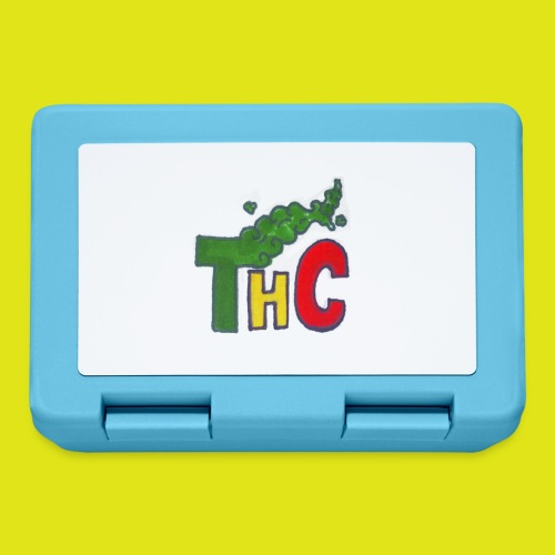 THC logo one - Lunch box