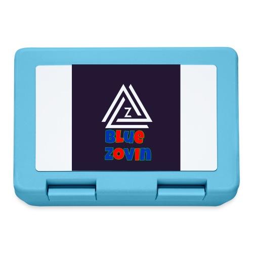 BlueZovinshirt - Lunchbox