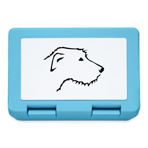 Irish Wolfhound - Brotdose