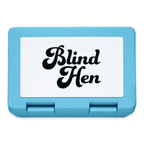Blind Hen - Logo T-shirt premium, green. - Lunchbox