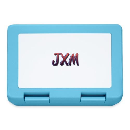 JXM Logo - Lunchbox