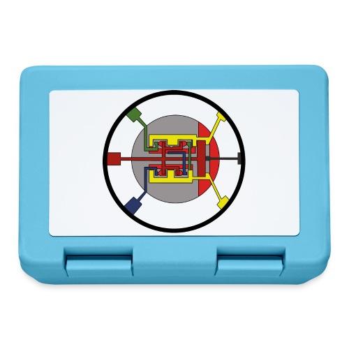 JackJohannes Hemp's Oscillator - Broodtrommel