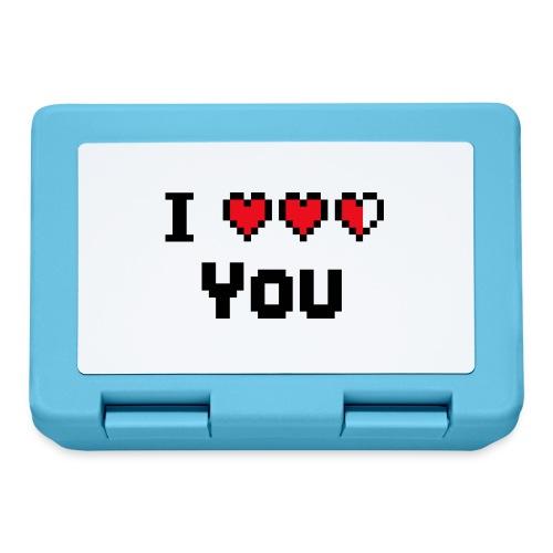I pixelhearts you - Broodtrommel