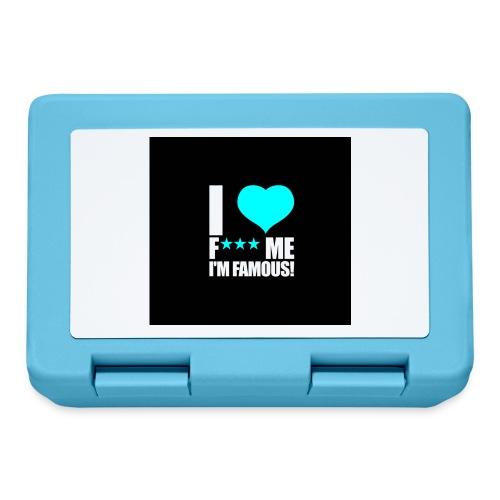 I Love FMIF Badge - Boîte à goûter.
