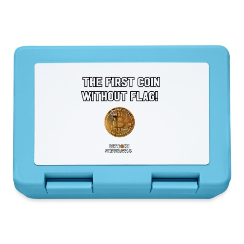 Coin with no flag - Lunch box