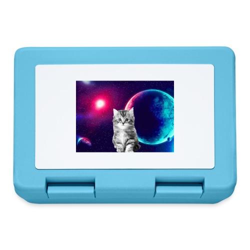 Cute cat in space - Eväsrasia