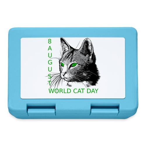 Gatto, 8 agosto la sua giornata mondiale - Lunch box