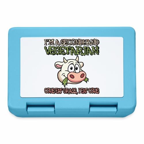 Secondhand vegetarian - Broodtrommel