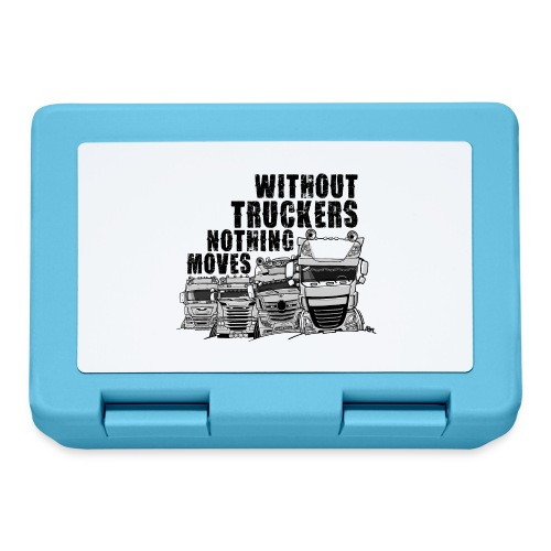 0911 without truckers nothing moves - Broodtrommel