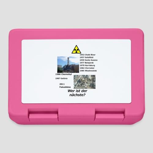 no nuclear button (German) Wer ist der Nächste? - Lunchbox